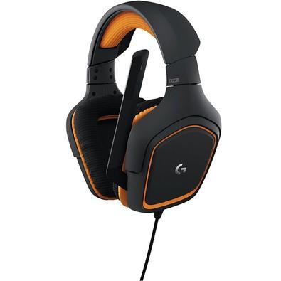 Headset Gamer Logitech G231 Prodigy - Compatível com Playstion 4, Xbox One, Nintendo Switch, PC e Mobile