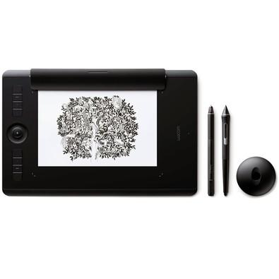 Mesa Digitalizadora Wacom Intuos Pro Paper Edition - PTH660P