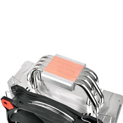 Cooler Thermaltake Riing Silent 12cm CL-P022-AL12RE-A