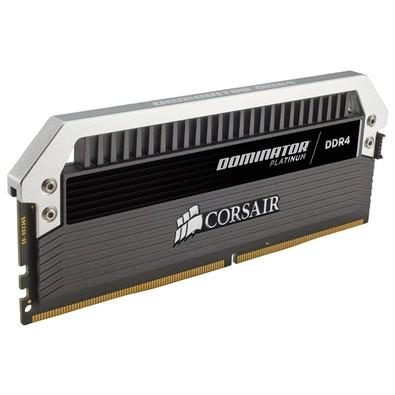 Memória Corsair Dominator Platinum 16GB (2x8GB) 3866Mhz DDR4 CL18 + Cooler Airflow - CMD16GX4M2B3866C18