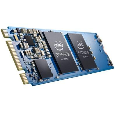 Memória Intel Optane, 32GB, M.2 PCI-Express 3.0 - MEMPEK1W032GAXT