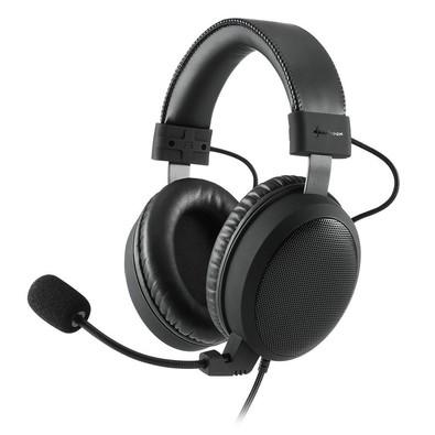 Headset Gamer Sharkoon B1 Preto
