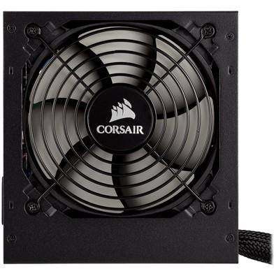 Fonte Corsair 550W 80 Plus Gold Semi Modular TX550M - CP-9020133