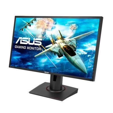 Monitor Gamer Asus LED 24´ Widescreen, Full HD, HDMI/DVI/Display Port, FreeSync, Som Integrado, 144Hz, 1ms, Altura Ajustável - MG248QR
