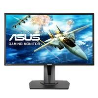 Monitor Gamer Asus LED 24´ Widescreen, Full HD, HDMI/DVI/Display Port, FreeSync, Som Integrado, 144Hz, 1ms, Altura Ajustável - MG248QR