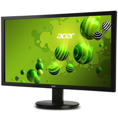 Monitor Acer LED 21.5´ Widescreen, Full HD, DVI/VGA - K222HQL
