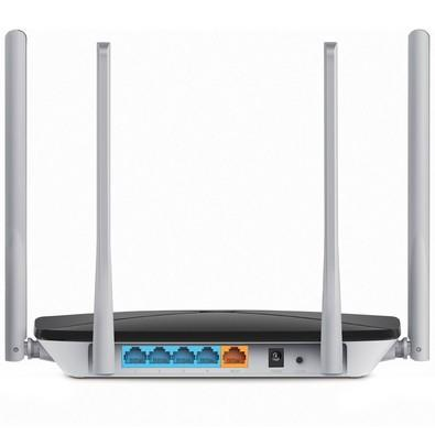 Roteador Mercusys Wireless Dual Band  AC1200 - AC12