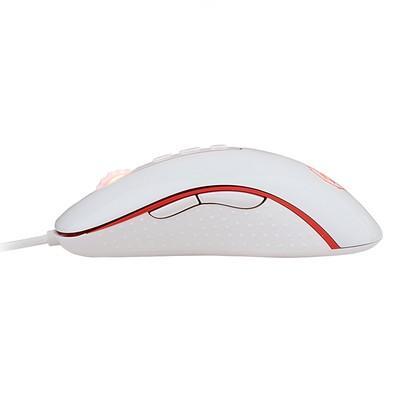 Mouse Gamer Redragon Phoenix 2, RGB, 10000DPI, 9 Botões, Branco - M702W