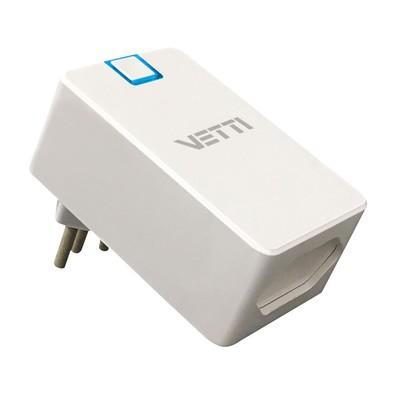 Smart Plug Vetti On, Off Pinos 20A (Compatível com a Central Smart Home) 730-0781