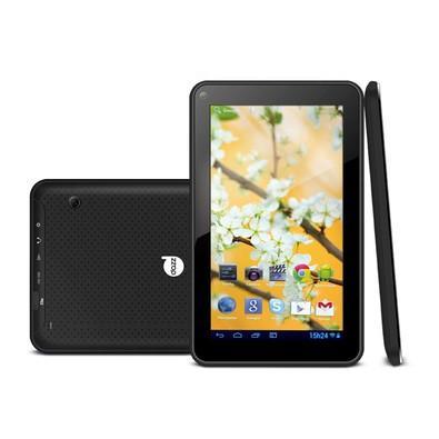 Tablet Dazz 7´ WiFi Quad Core Android 6.0 1GB DZ7bt 69201 Preto