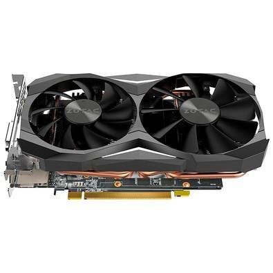 Placa de Vídeo Zotac NVIDIA GeForce GTX 1070 Ti Mini 8GB, GDDR5 - ZT-P10710G-10P
