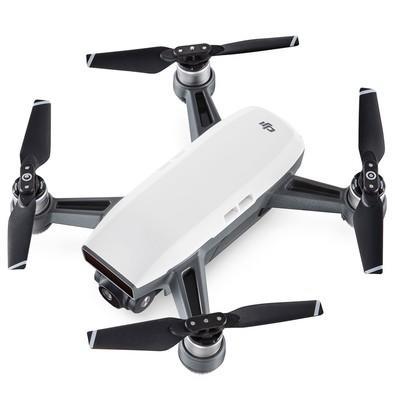 Drone DJI SPARK White Alpine Fly More Combo, Bivolt - CP.PT.000909