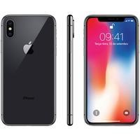 iPhone X Cinza Espacial, 64GB - MQAC2