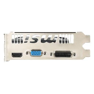 Placa de Vídeo MSI NVIDIA GeForce GT 730 4GB, DDR3 - N730-4GD3V2