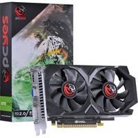 Placa de Vídeo VGA PCYes NVIDIA GeForce GT S450 2GB, GDDR5, 128 Bits - PPV450GS12802G5