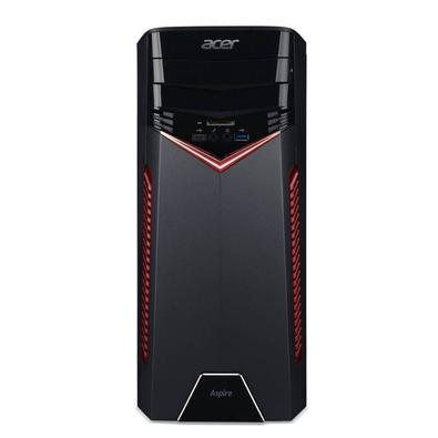 Computador Gamer Acer Intel Core i5-7400, 8GB, HD 1TB, GeForce GTX 1050Ti 4GB, DVD-RW, Windows 10 Home, Aspire GX - GX783-BR11