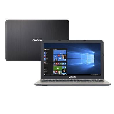 Notebook Asus VivoBook Max, Intel Core i3-6006U, 4GB, 1GB, Windows 10 Home, 15.6´ - X541UA-GO1986T