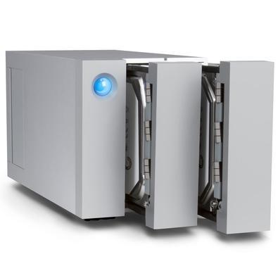 HD Externo LaCie 2 Big Thunderbolt 2 8TB USB 3.0 - STEY8000401