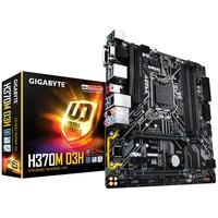 Placa-Mãe Gigabyte H370M D3H, Intel LGA 1151, mATX, DDR4