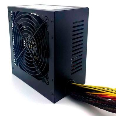 Fonte C3-Tech 700W 80 Plus White - PS-G700M