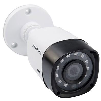 Câmera Bullet Intelbras Multi-HD, Infravermelho, Lente 2.6mm, HD, IR 20m - VHD 1120 B G4 4565256