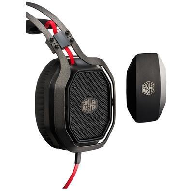 Headphone Gamer Cooler Master 7.1 MasterPulse MH750 - MH-750