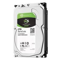 HD Seagate SATA 3,5´ BarraCuda 3TB 5400RPM 256MB Cache SATA 6Gb/s - ST3000DM007