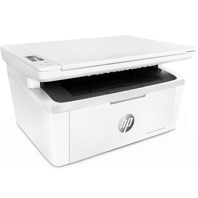 Multifuncional HP LaserJet Pro M28W, Laser, Mono, Wi-Fi, 110V