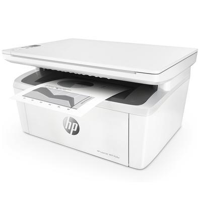 Multifuncional HP LaserJet  Pro Mono 110V - M28W