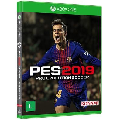 Game PES 2019 Xbox One