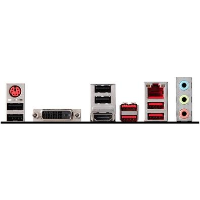 Placa-Mãe MSI p/ AMD AM4 B450M BAZOOKA DDR4