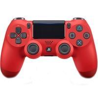 Controle Sony Dualshock 4 Sem fio PS4 Magma Vermelho CUH-ZCT2U