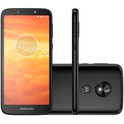 Smartphone Motorola Moto E5 Play, 16GB, 8MP, Tela 5.3´, Preto - XT1920
