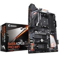 Placa-Mãe Gigabyte B450 Aorus Pro Wi-Fi, AMD AM4, ATX, DDR4