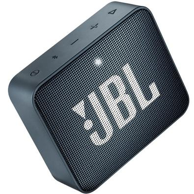 Caixa de Som JBL Go 2, Bluetooth, À Prova D´Água, 3W, Navy