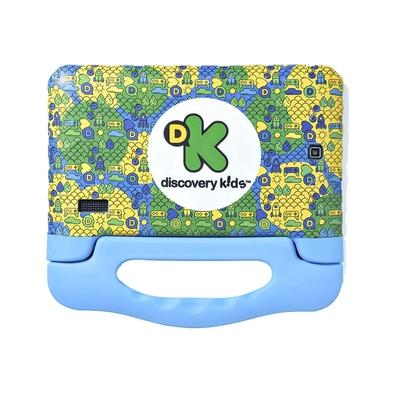 Tablet Multilaser Discovery Kids Com Controle Parental, 15.9 x 12.2cm, Azul - NB290