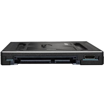 SSD HyperX Fury RGB, 960GB, SATA, Leitura 550MB/s, Gravação 480MB/s - SHFR200/960G
