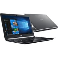 Notebook Acer Intel Core i7-8550U, RAM 8GB, HD 1TB, 15.6´, Windows 10, Preto e Cinza - A515-51G-C690