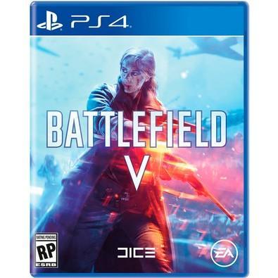 Game Battlefield V PS4