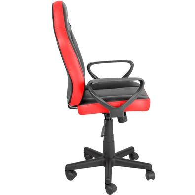 Cadeira Gamer Alpha Gamer Nova Junior, Black Red