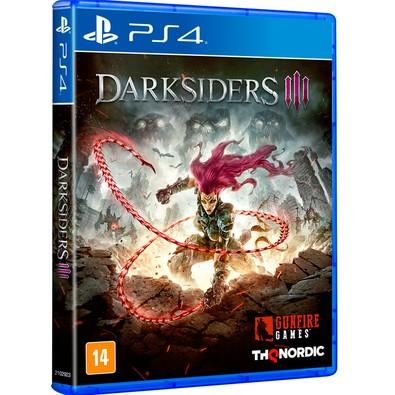 Game Darksiders III PS4