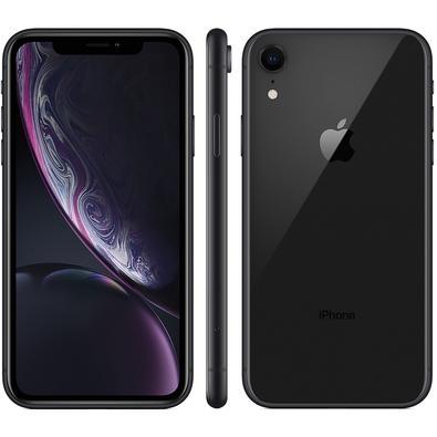iPhone XR Preto, 128GB - MRY92