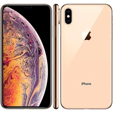 IPHONE XS MAX OURO, 512GB - MT582
