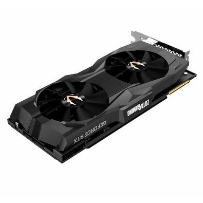 Placa de Vídeo Zotac NVIDIA GeForce RTX 2080 Ti AMP Maxx 11GB, GDDR6 - ZT-T20810H-10P