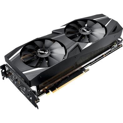 Placa de Vídeo Asus NVIDIA GeForce RTX 2070 Advanced 8GB Dual, GDDR6 - DUAL-RTX2070-A8G