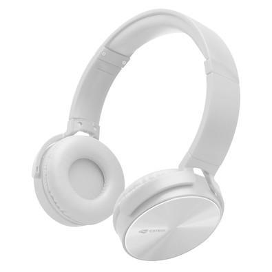 Headset C3 Tech Dobrável, Branco - PH-110WH