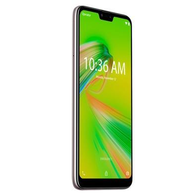 Smartphone Asus Zenfone Max Plus M2, 32GB, 12MP, Tela 6.2´, Silver - ZB634KL-4J005BR