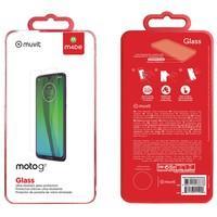 Película Protetora de Vidro Motorola Transparente para Moto G7 Plus - MO-MMTPG0041I