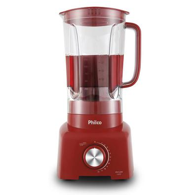 Liquidificador Philco  PH1200 Vermelho 1200W 127V