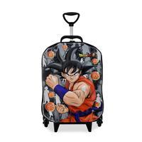 Mochila Escolar Masculina Dragon Ball Goku com Lancheira MaxToy